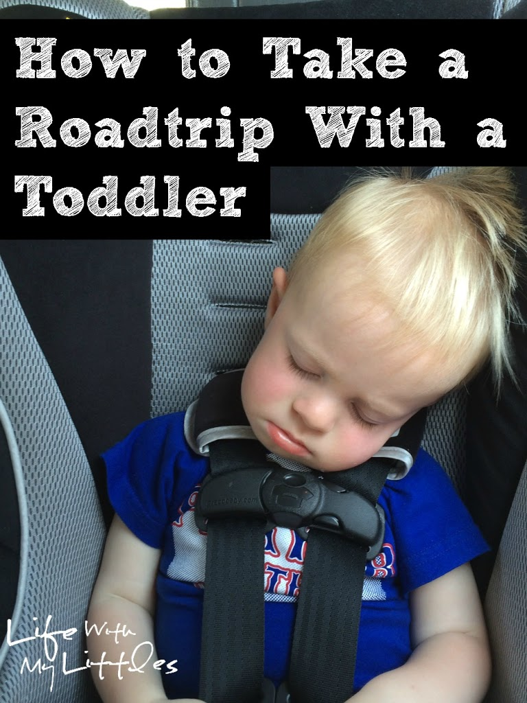 How to Take a Roadtrip With a Toddler: Why driving through the night is the best way to go, and seven other tips to help your travels go as smoothly as possible!