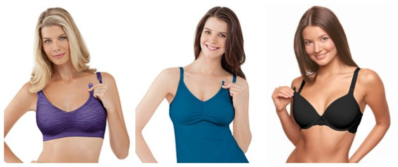 How to Pick the Best Nursing Bra For You: Easy tips to help pick the best nursing bra for breastfeeding, both in the beginning and throughout!
