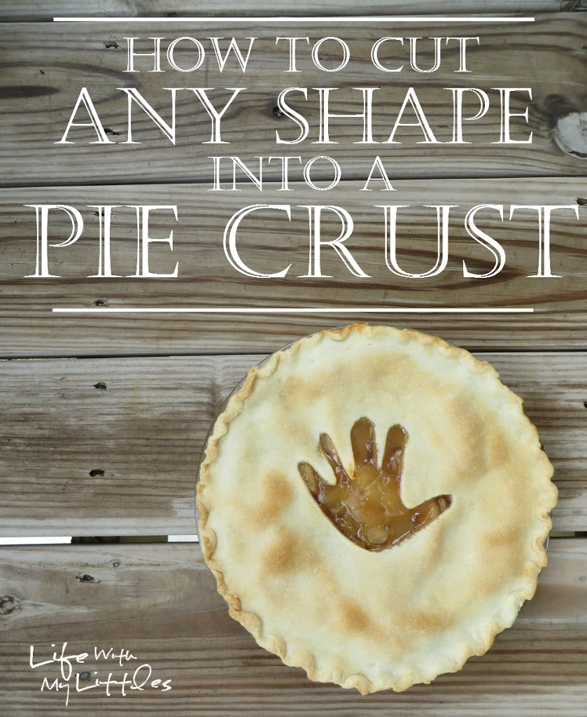 How to Cut Any Shape into a Pie Crust