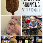 Tips to Sweeten Black Friday Shopping with a Toddler