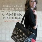 JJ Cole Camber Diaper Bag Review