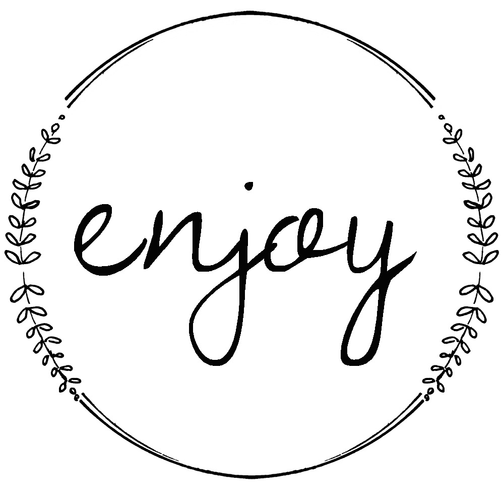 Life With My Littles One Word Goal 2015: ENJOY!