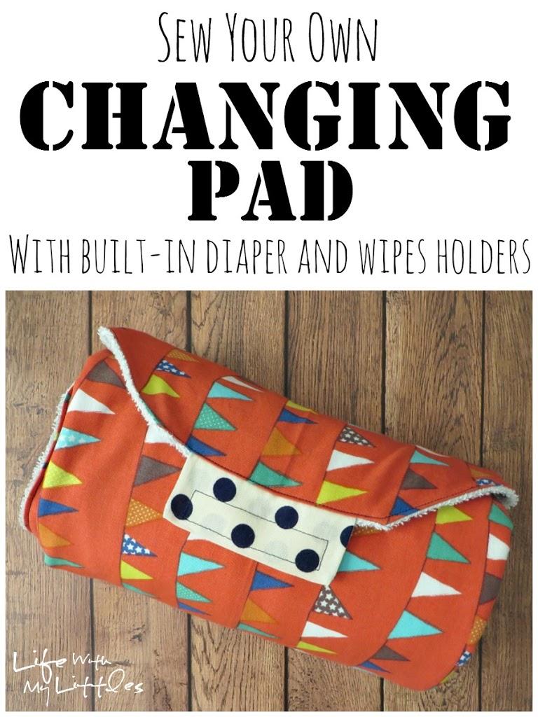 Changing Pad Tutorial