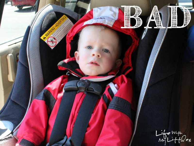 8 common car seat mistakes every parent needs to know! Learn how to install your car seat in the right way!