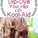 How to Dip-Dye Your Hair with Kool-Aid for Summer