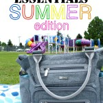 Summer Diaper Bag Essentials