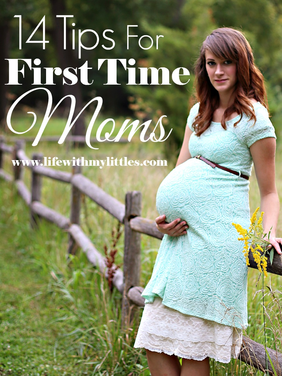 These tips for first time moms provide such great advice on how to take care of a newborn and yourself after your baby is born! A must-read for new and postpartum mamas!