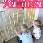 5 Ways to Keep Kids Safe at Home