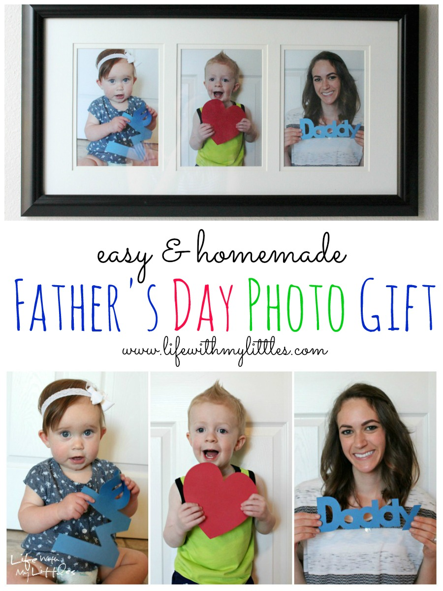Father's Day Photo Gift