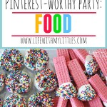 How to Throw a Pinterest-Worthy Party: Food
