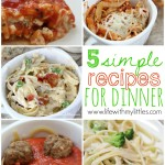 5 Simple Recipes For Dinner
