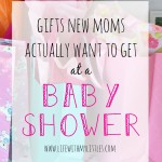 Gifts New Moms Actually Want to Get at a Baby Shower