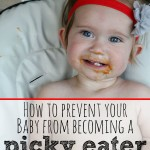 How to Prevent Your Baby from Becoming a Picky Eater