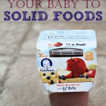 Tips for Transitioning Your Baby to Solid Foods