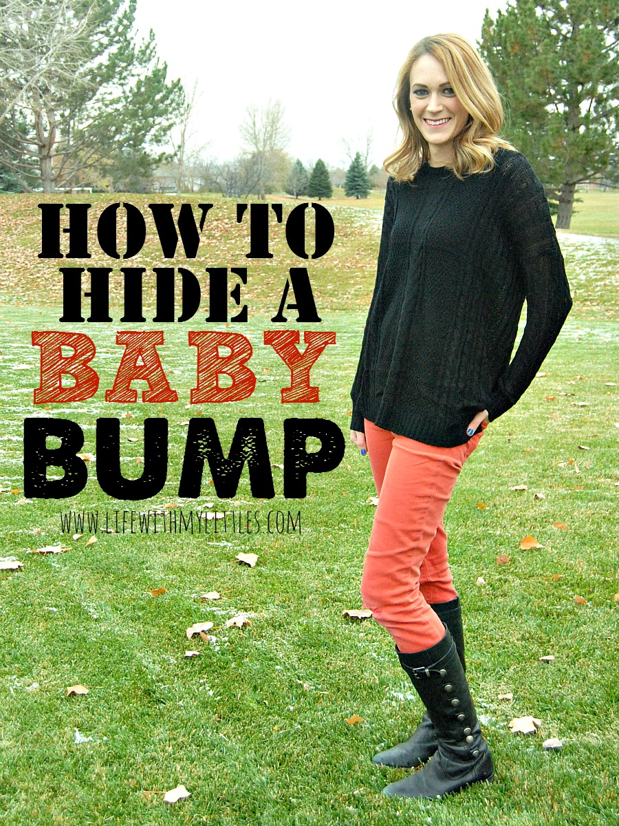 How to hide a baby bump life with my littles ombrellifo Choice Image