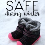 Keeping Kids Safe During Winter