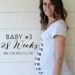 Baby #3 Pregnancy Update: 28 Weeks