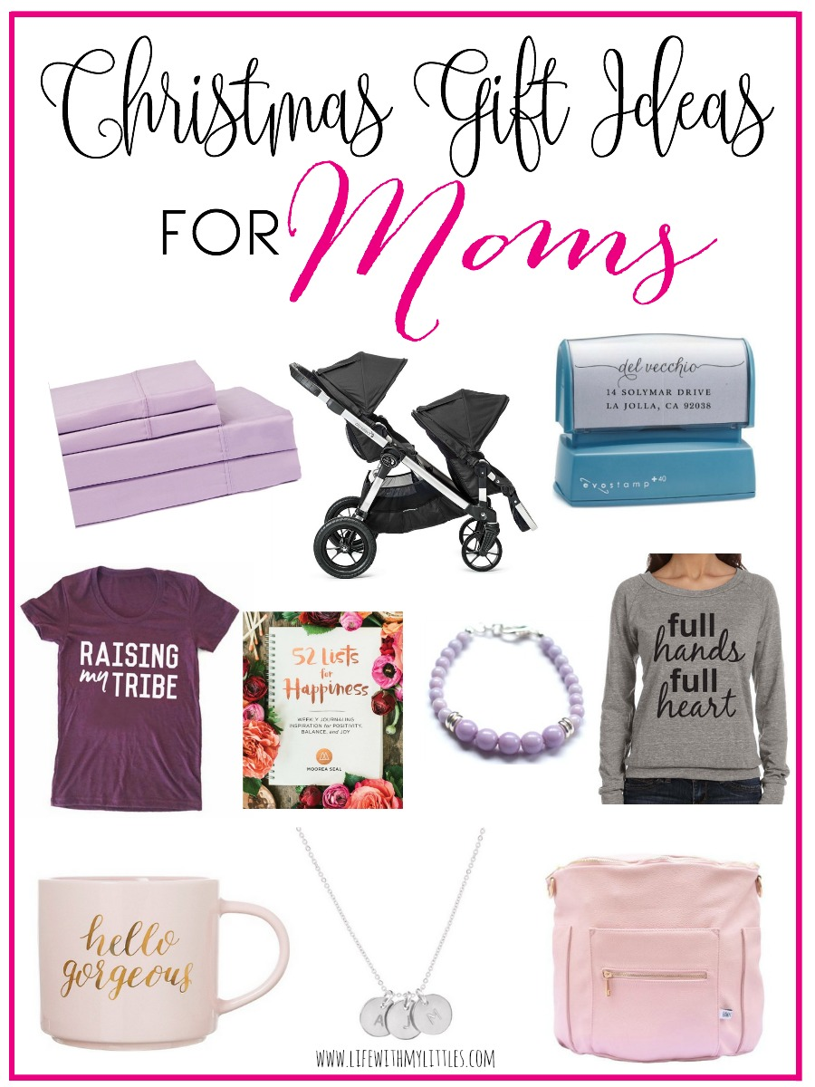 Christmas gift ideas for moms life with my littles Christmas ideas for mothers