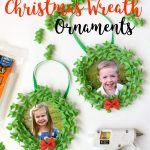 DIY Christmas Wreath Ornament