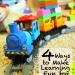 4 Ways to Make Learning Fun for Toddlers with LEGO DUPLO