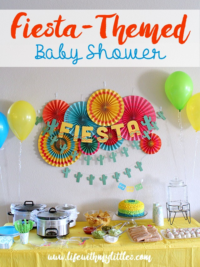 How to Throw a Fiesta-Themed Baby Shower
