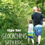 Tips for Geocaching with Kids