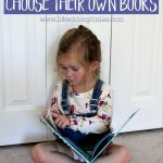 Why You Should Let Your Toddler Choose Their Own Books