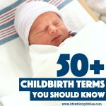 Childbirth Terms You Should Know