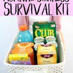 Morning Sickness Survival Kit