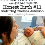 Honest Birth #11 featuring Chelsea Johnson