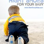 How to Choose the Right Shoes for Your Baby