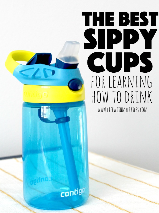 If you're trying to get your kid to take a sippy cup and they won't, check out this post! The best sippy cups for learning how to drink, recommended by real mamas!