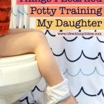 Truths About Potty Training