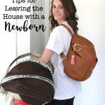 Tips for Leaving the House with a Newborn
