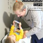 Diaper Changing Tips From a Dad of Three