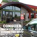 Conquer Midweek Meals During the Busy Back-to-School Season