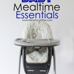 Baby Mealtime Essentials