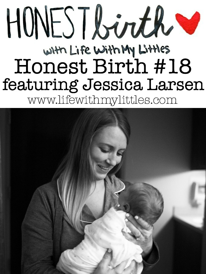 Mama Jessica Larsen of All Birth Stories shares the epidural hospital birth story of her son on the Honest Birth birth story series! Jessica went into labor on her own on her due date, went to the hospital, got the epidural, and had her son within three hours of being admitted!