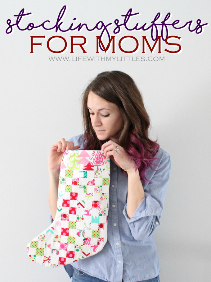 Stocking Stuffers for Moms