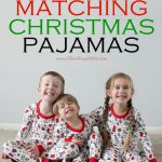 Where to Buy Matching Christmas Pajamas