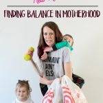 New Year, New Mama: Finding Balance in Motherhood