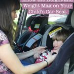 Why You Need to Know the Height and Weight Max on Your Child's Car Seat