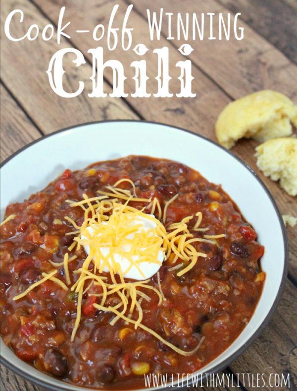 Cook-off Winning Chili