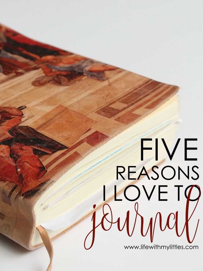 Need a few reasons why you should keep a journal? Want to get inspired to journal more? Journaling is a great way to help improve your emotional and mental wellbeing, keep a record of your life, process your feelings, and help you see how much you've grown. Everyone should keep a journal!