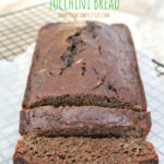 Skinny Chocolate Zucchini Bread Recipe