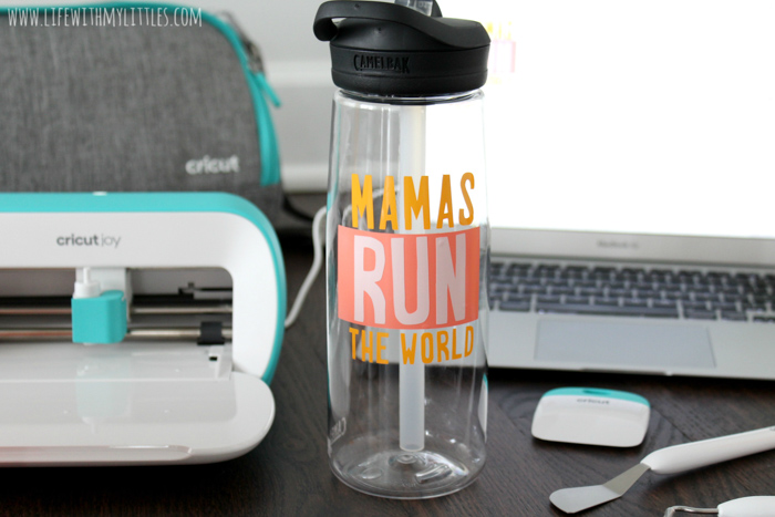 DIY Workout Water Bottle | Lovely Indeed
