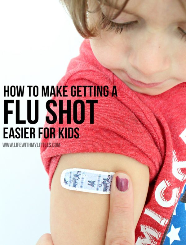 How to Make Getting a Flu Shot Easier for Kids