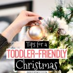 Tips for a Toddler-Friendly Christmas