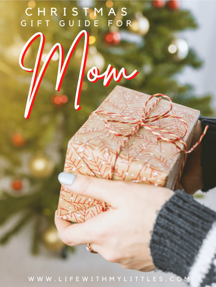 These Christmas gift ideas for moms are awesome! Whether you can't figure out what you want, or you can't decide what to get the mom in your life, these presents are perfect! The best gift guide!
